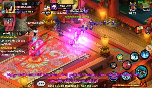 Hướng dẫn chiêu mộ Miêu Nữ trong game Lãng Khách
