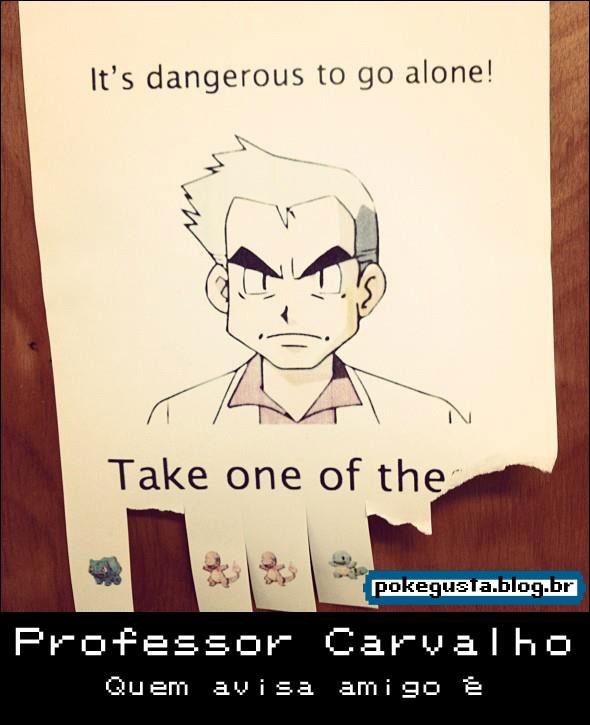 professor carvalho