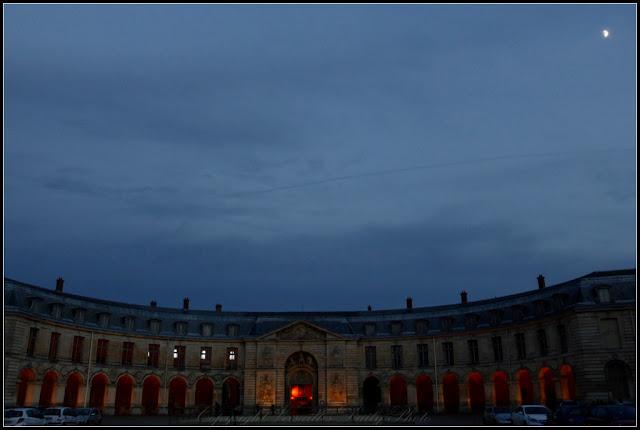 Grande Ecurie du Roi Versailles moon stables