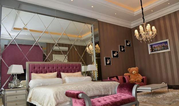 Foto Desain Kamar Tidur Minimalis Nikita Willy Artis Cantik Indonesia