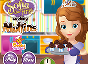 Sofia Cooking Muffins