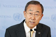 Secretary-General Ban Ki-moon's speeches