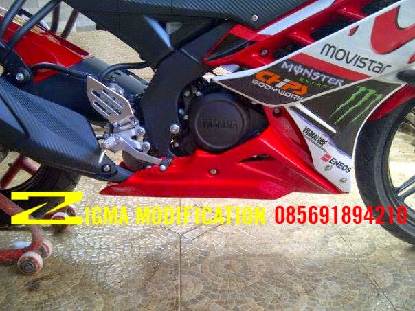 Modifikasi Upside Down Yamaha R25