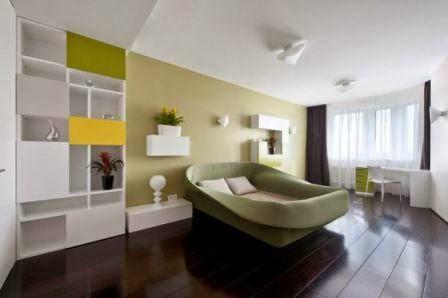 foto desain kamar minimalis elegan (my brother) ~ simple acre