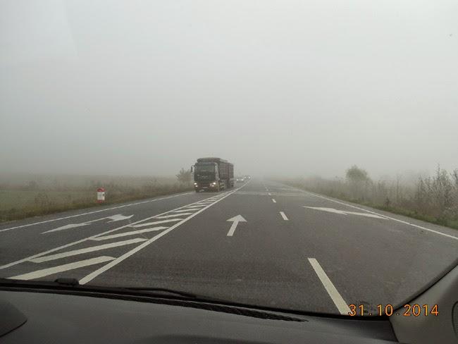 ceata pe drum