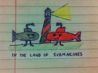 land of submarines