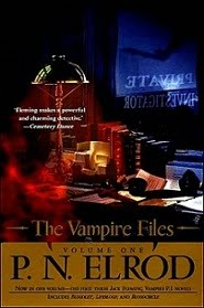 The Vampire Files, Vol. 1 in the Jack Fleming series