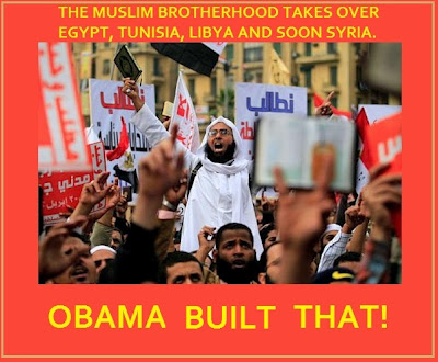 Obama and his Muslim brothers