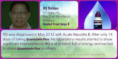 Quantumin Plus Testimonials