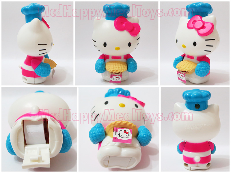 Hello Kitty Happy Meal Toys : Hello kitty voov happy meal toys
