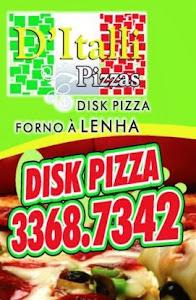 D'italli Disk pizza
