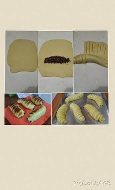 Resep Caterpillar Bread Isi Peanut Butter Enak ala Bunda inuk handayani