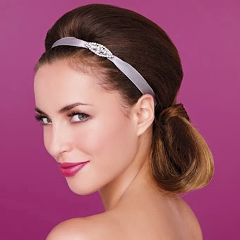 flapper hairstyles with headband}