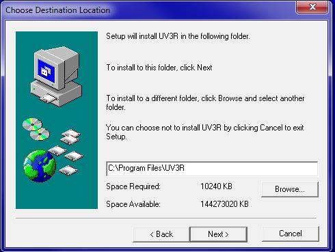Baofeng UV-3R Mark II software descarga e instalacion