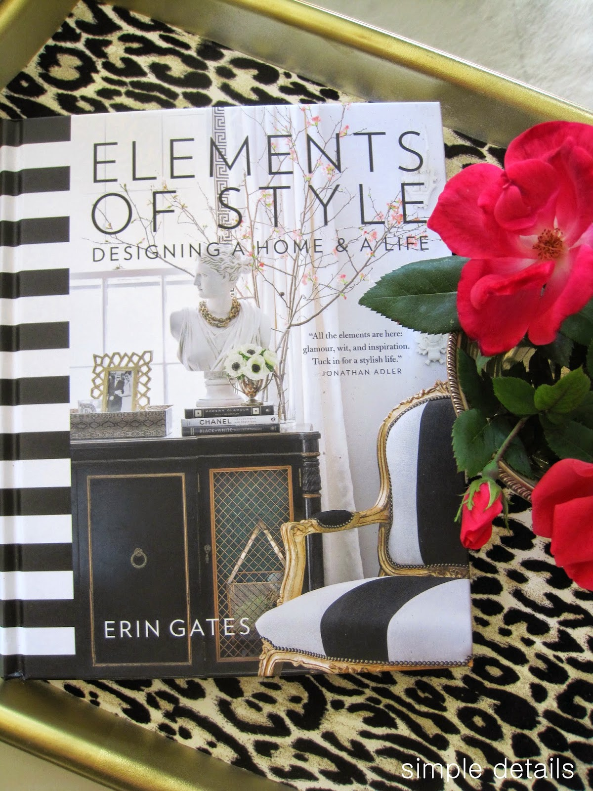 Simple Details Elements Of Style Book Giveaway