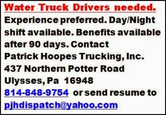 Patrick Hoopes Trucking, Inc.