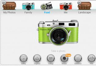CameraAce Aplikasi Slideshow foto android