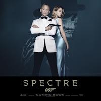 SPECTRE Poster mit Daniel Craig und Lea Seydoux