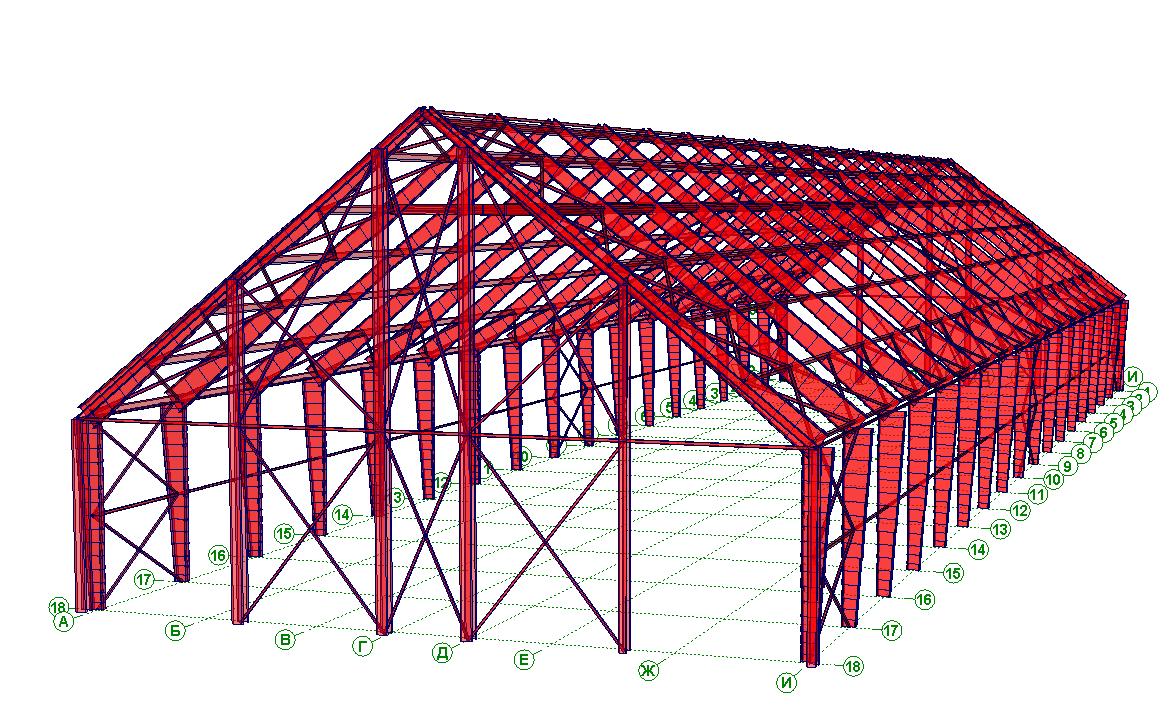 (o_O ): Расчет железобетонного монолитного здания в SCAD
