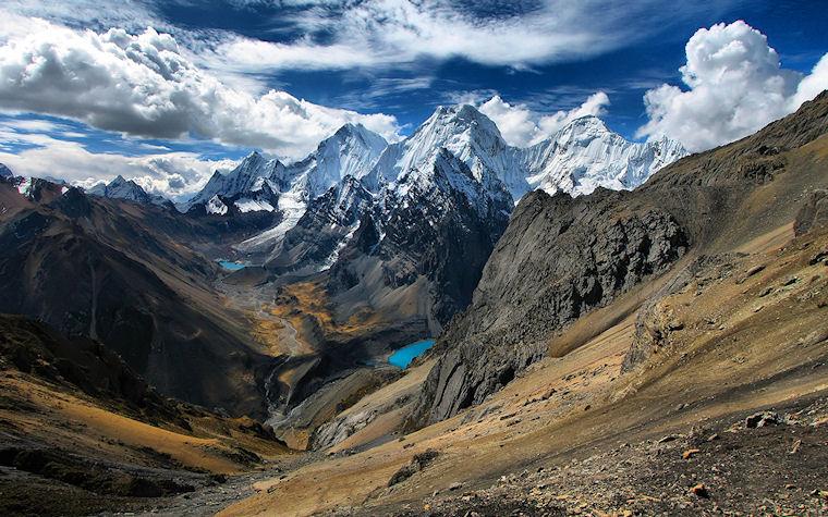 San Antonio Pass en Perú by Itay Gal (Paisajes Nevados)
