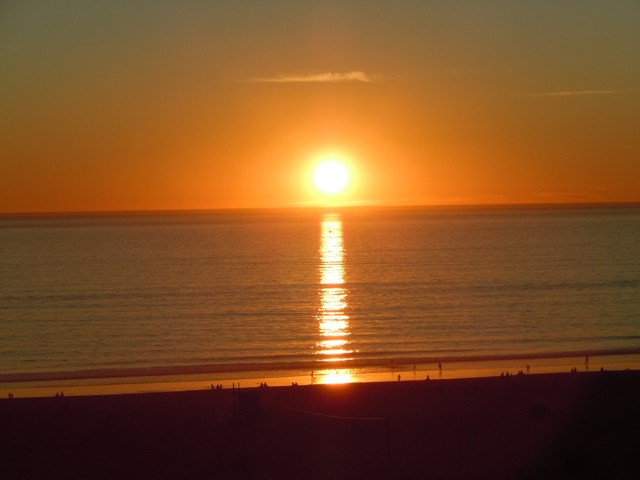 Sunset Santa Monica