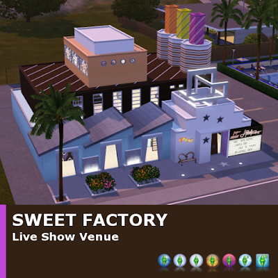 Sweet Factory 1