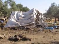 Innalillahi, Puluhan Warga Suriah Gugur dalam Serangan Bom Barel di Provinsi Idlib