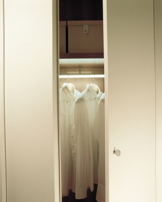 iluminación interior armario