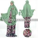 Ghazwani Mukena Jersey GC1125