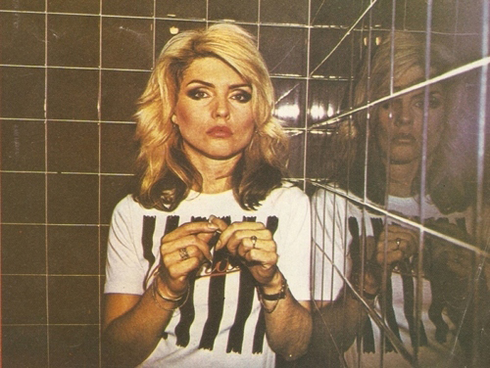 Vintage Style Inspiration: Five Party Makeup Looks Debbie Harry