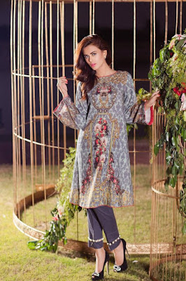 Cross Stitch Winter Dresses 2016 For Women
