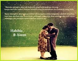 d inspirations quotes cinta sejati ainun habibie