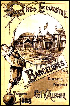 CIRCO DE 1888