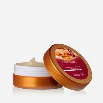 La crema per candeggiare di orli su pelle