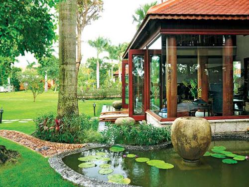 Thiết kế nội thất nhà toàn bằng gỗ thể hiện đẳng cấp sang trọng, hiện đại