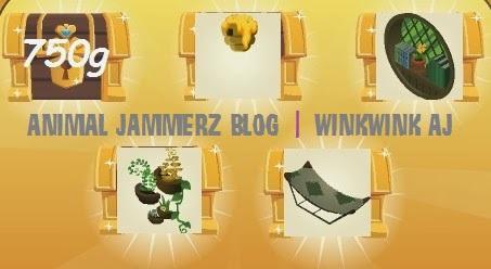 Animaljam prizes for meet cosmo