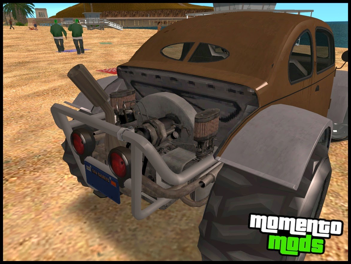 GTA SA - BF Injection Convertido Do GTA V