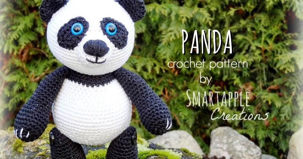 Tare Panda Amigurumi Crochet Pattern : Smartapple Creations - amigurumi and crochet: Amigurumi ...