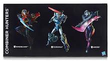 Hot Pick - Hasbro Transformers Combiner Wars Combiner Hunters