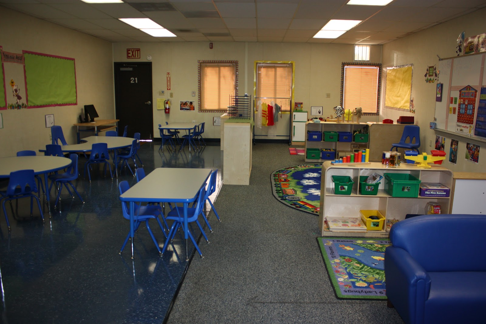 Classroom Ideas Kindergarten ~ More than abc s and preschool classroom set up