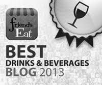 WINNER!  BEST DRINKS 2013!