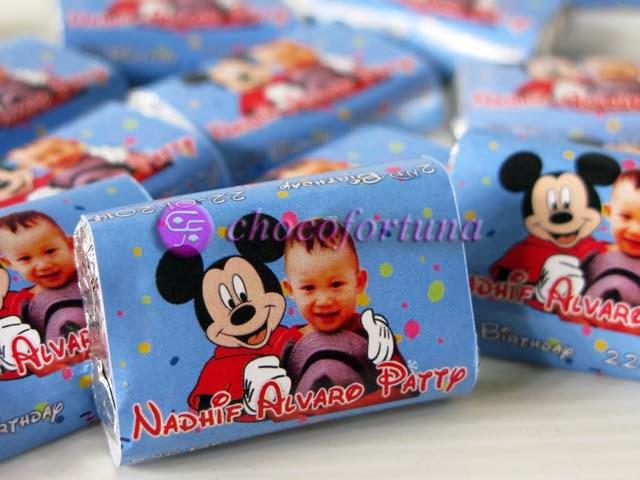 Goodie Bag Ulang Tahun Mickey