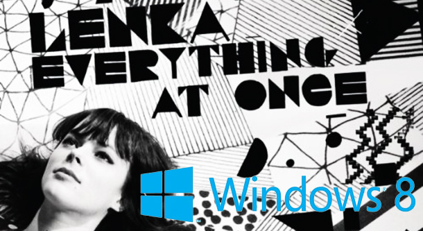 Lagu Soundtrack Iklan Windows 8 Lenka Everything At Once