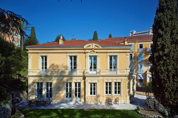 Passion for luxury luxury belle epoque villa for Belle architecture villa