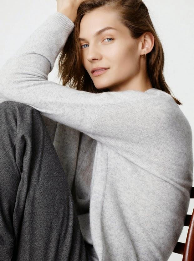 Zara November 2014 'A.M - P.M' Lookbook