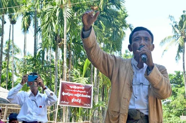 ေဆြဝင္း/Myanmar Now – ရခိုင္ေတာင္ပိုင္း အမ်ဳိးသားေရးဝါဒီတို႔ကို တန္ျပန္တိုက္စစ္ဆင္ေသာ NLD