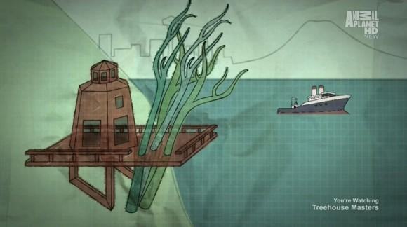 Treehouse masters season 2 episode 5 levitating lighthouse