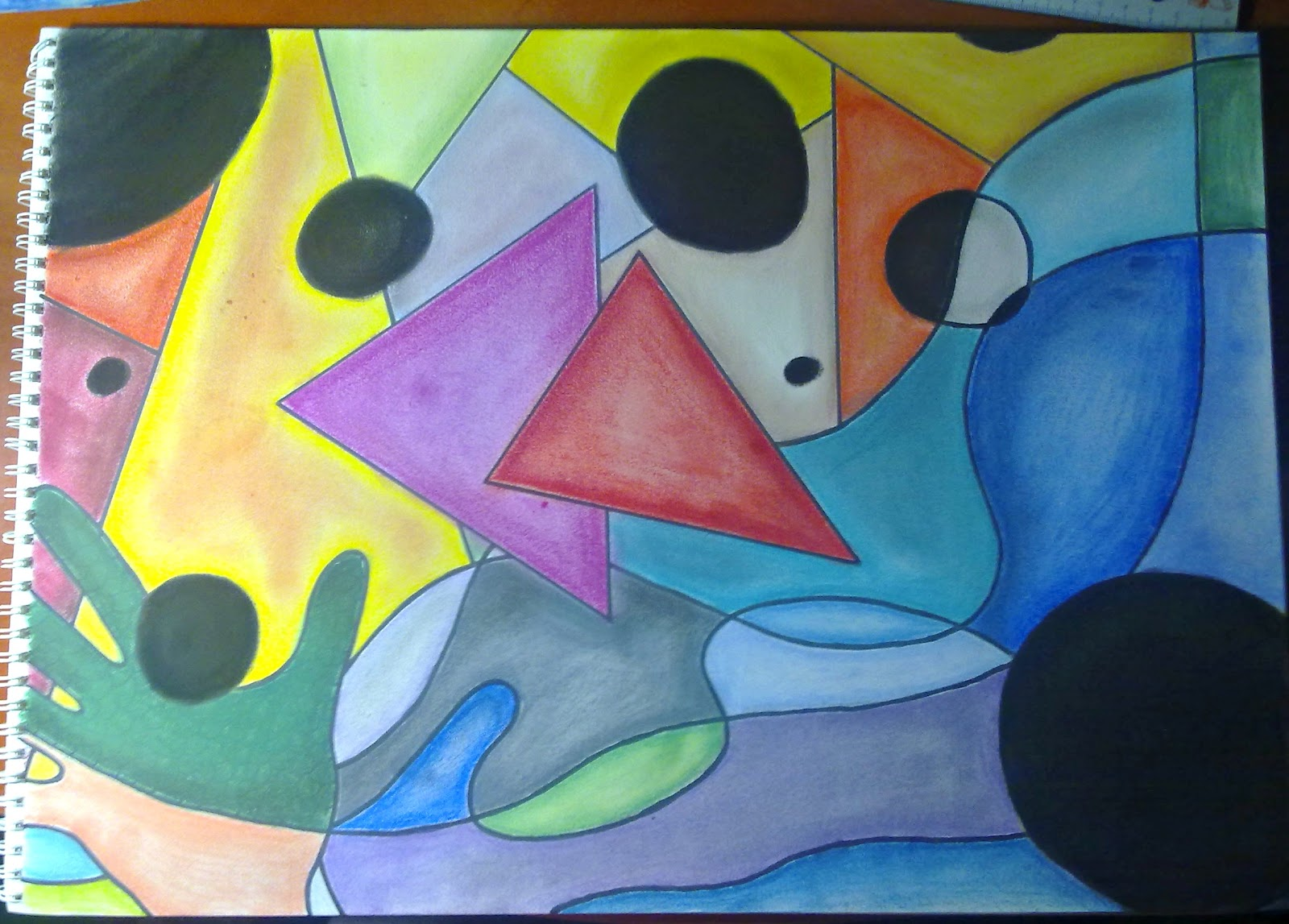 Sara's Kingdom: Dibujo Abstracto