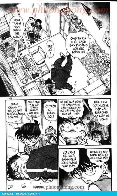 Detective Conan - Thám Tử Lừng Danh Conan chap 539 page 2 - IZTruyenTranh.com