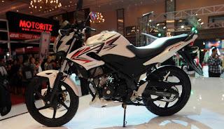 Foto Honda CB150R